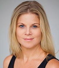 Sylvia Ferguson Yoga workshop