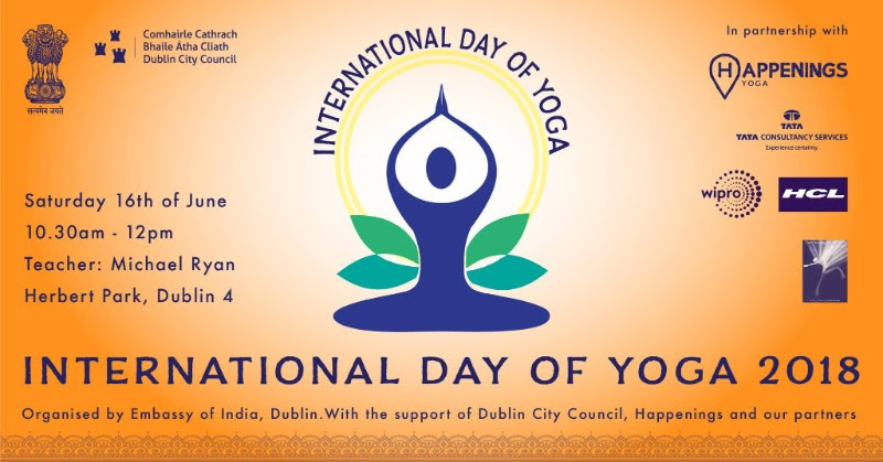 International Yoga Day 2018 Celebrations